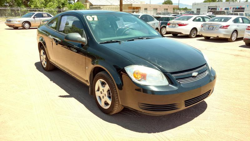 2007 Chevrolet Cobalt for sale at AUGE'S SALES AND SERVICE in Belen NM
