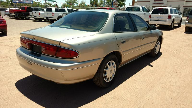 1999 Buick Century for sale at AUGE'S SALES AND SERVICE in Belen NM