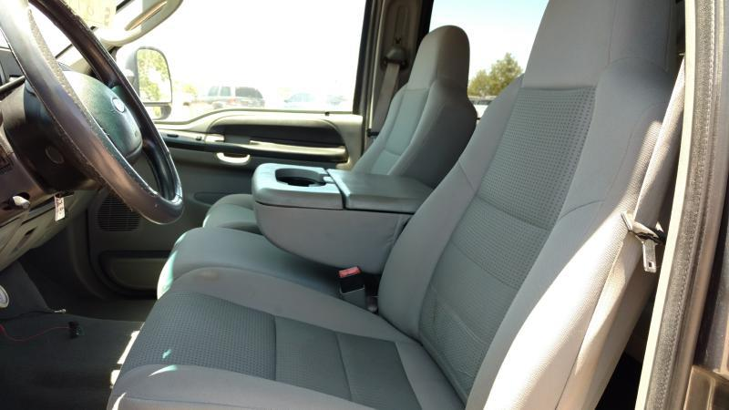 2007 Ford F-250 Super Duty for sale at AUGE'S SALES AND SERVICE in Belen NM