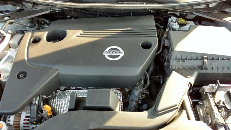 2014 Nissan Altima for sale at AUGE'S SALES AND SERVICE in Belen NM