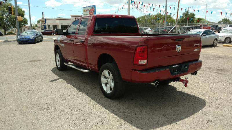 2013 RAM Ram Pickup 1500 for sale at AUGE'S SALES AND SERVICE in Belen NM