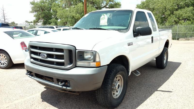2004 Ford F-350 Super Duty for sale at AUGE'S SALES AND SERVICE in Belen NM