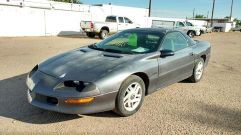 1993 Chevrolet Camaro for sale at AUGE'S SALES AND SERVICE in Belen NM