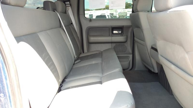 2008 Ford F-150 for sale at AUGE'S SALES AND SERVICE in Belen NM
