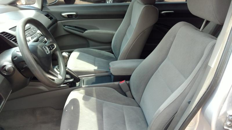 2010 Honda Civic for sale at AUGE'S SALES AND SERVICE in Belen NM