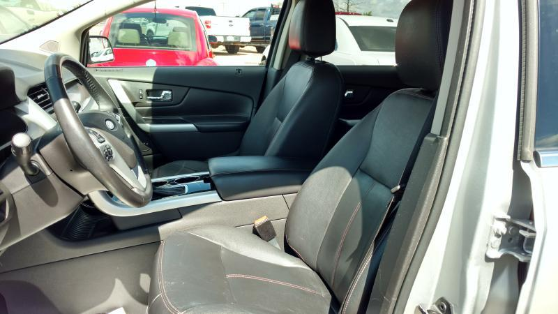 2012 Ford Edge for sale at AUGE'S SALES AND SERVICE in Belen NM
