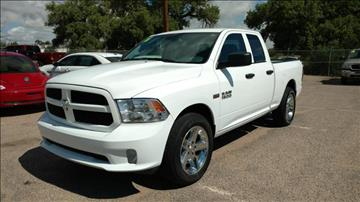 2016 RAM Ram Pickup 1500 for sale at AUGE'S SALES AND SERVICE in Belen NM