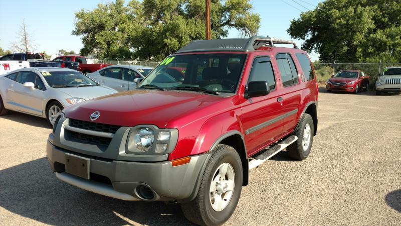 2004 Nissan Xterra for sale at AUGE'S SALES AND SERVICE in Belen NM