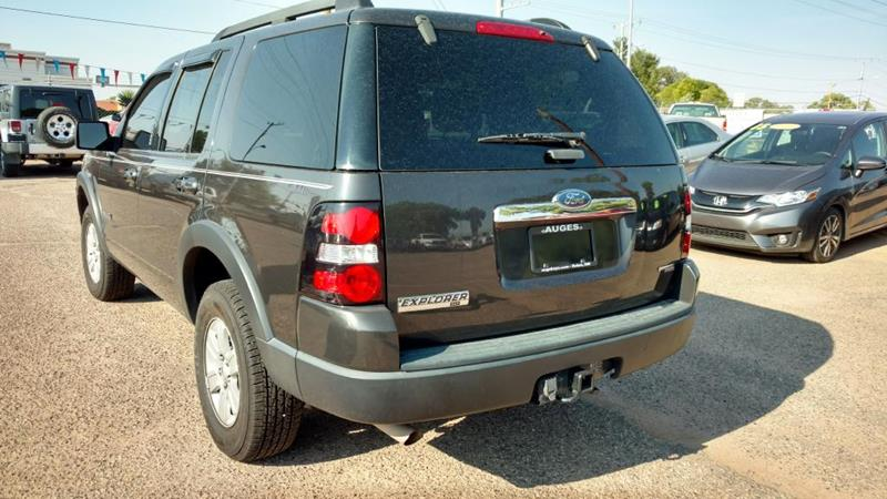 2007 Ford Explorer for sale at AUGE'S SALES AND SERVICE in Belen NM