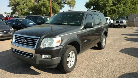 2007 Ford Explorer for sale in Belen, NM