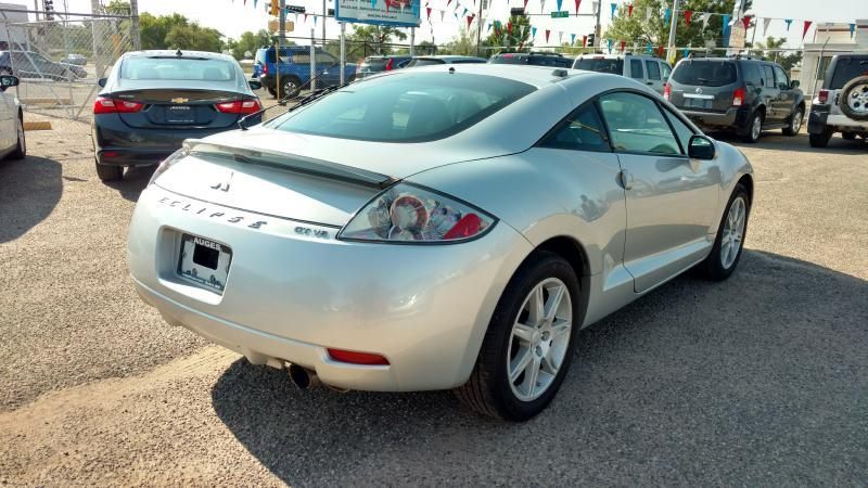 2008 Mitsubishi Eclipse for sale at AUGE'S SALES AND SERVICE in Belen NM