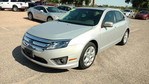2010 Ford Fusion for sale in Belen, NM