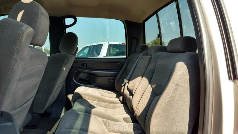 2005 Chevrolet Silverado 3500 for sale at AUGE'S SALES AND SERVICE in Belen NM