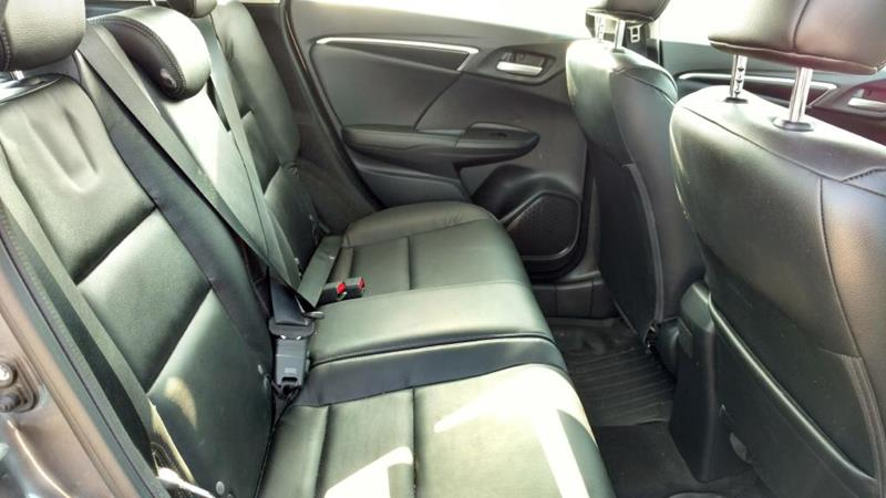 2015 Honda Fit for sale at AUGE'S SALES AND SERVICE in Belen NM