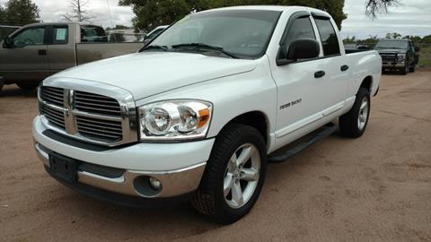 2007 Dodge Ram Pickup 1500 for sale in Belen, NM