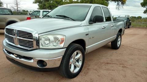 2008 Dodge Ram Pickup 1500 for sale in Belen, NM