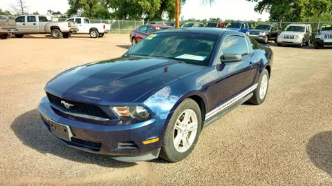2012 Ford Mustang for sale in Belen, NM