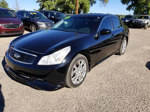 2009 Infiniti G37 Sedan for sale at AUGE'S SALES AND SERVICE in Belen NM