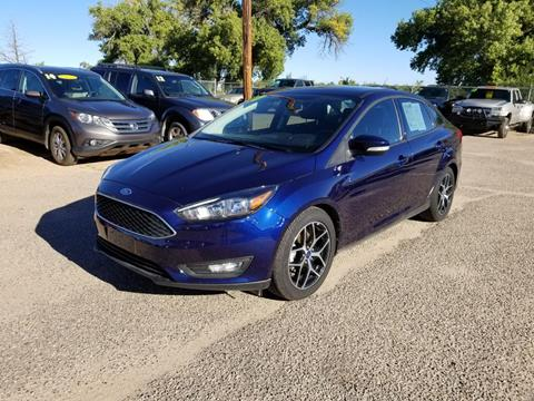 2017 Ford Focus for sale in Belen, NM
