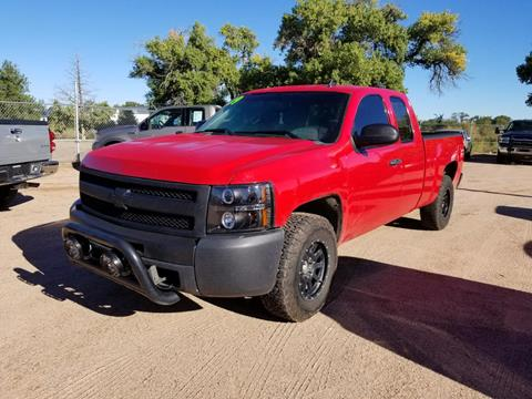 2009 Chevrolet Silverado 1500 for sale in Belen, NM