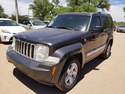2011 Jeep Liberty for sale in Belen, NM