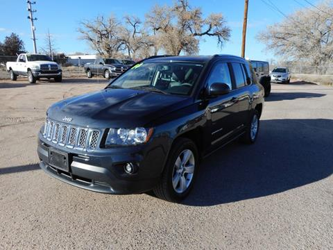 2014 Jeep Compass for sale in Belen, NM