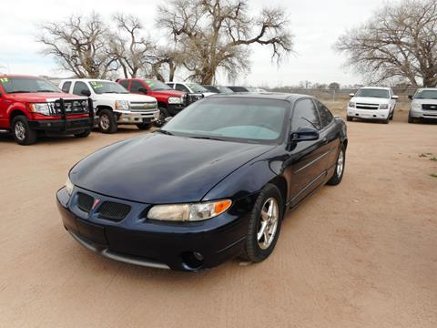 2002 Pontiac Grand Prix for sale in Belen, NM