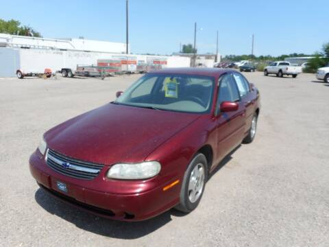 2003 Chevrolet Malibu for sale at AUGE'S SALES AND SERVICE in Belen NM
