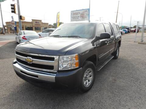 2010 Chevrolet Silverado 1500 for sale at AUGE'S SALES AND SERVICE in Belen NM
