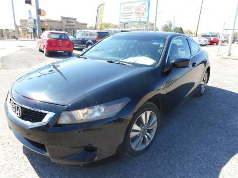 2010 Honda Accord for sale at AUGE'S SALES AND SERVICE in Belen NM