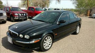 2003 Jaguar X-Type for sale at AUGE'S SALES AND SERVICE in Belen NM