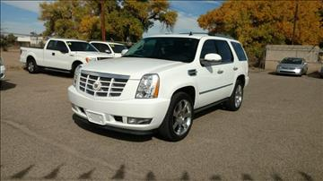 2013 Cadillac Escalade Hybrid for sale at AUGE'S SALES AND SERVICE in Belen NM
