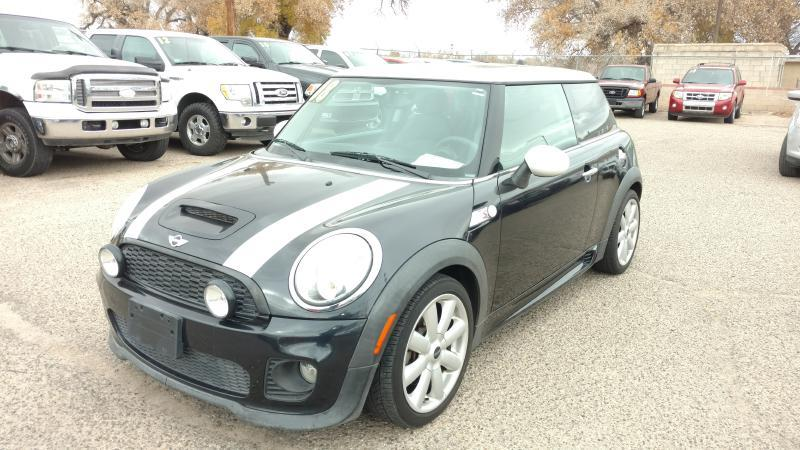 2008 MINI Cooper for sale at AUGE'S SALES AND SERVICE in Belen NM