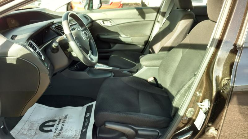 2013 Honda Civic for sale at AUGE'S SALES AND SERVICE in Belen NM