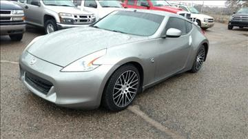2009 Nissan 370Z for sale at AUGE'S SALES AND SERVICE in Belen NM