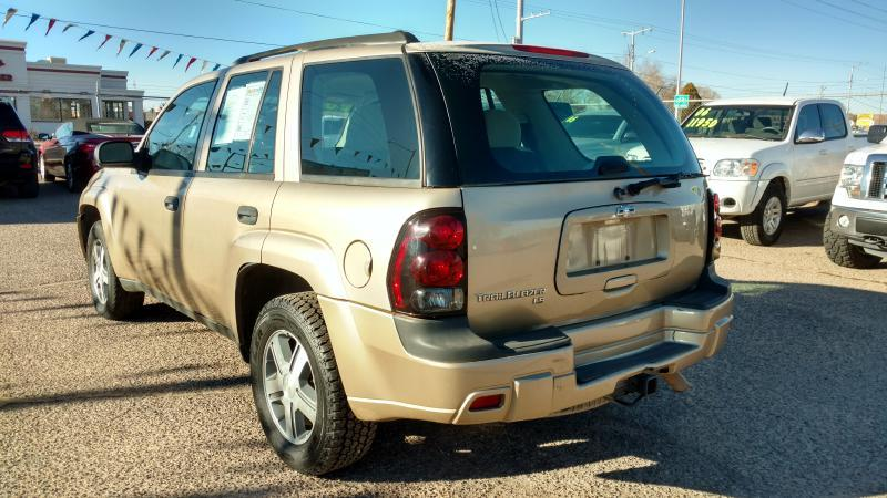 2006 Chevrolet TrailBlazer for sale at AUGE'S SALES AND SERVICE in Belen NM