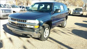 2006 Chevrolet Tahoe for sale at AUGE'S SALES AND SERVICE in Belen NM