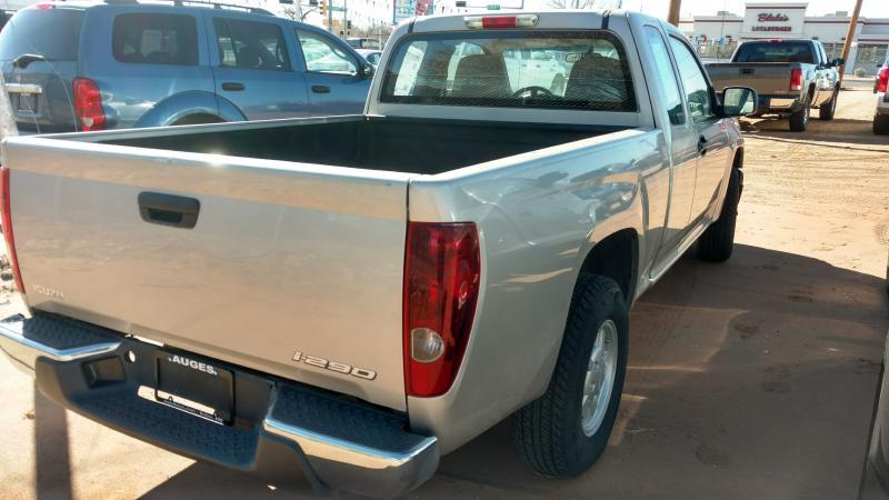 2008 Isuzu i-Series for sale at AUGE'S SALES AND SERVICE in Belen NM
