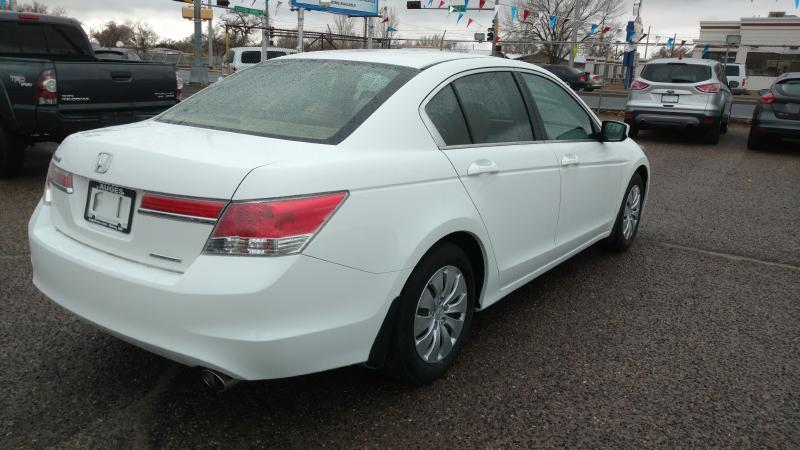 2012 Honda Accord for sale at AUGE'S SALES AND SERVICE in Belen NM
