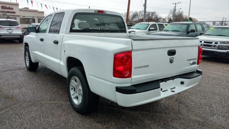 2011 RAM Dakota for sale at AUGE'S SALES AND SERVICE in Belen NM