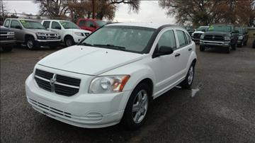 2008 Dodge Caliber for sale at AUGE'S SALES AND SERVICE in Belen NM