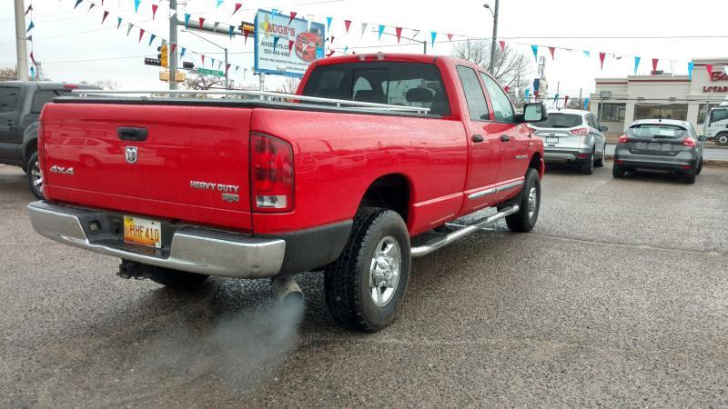 2006 Dodge Ram Pickup 2500 for sale at AUGE'S SALES AND SERVICE in Belen NM