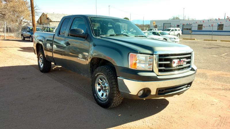 2011 GMC Sierra 1500 for sale at AUGE'S SALES AND SERVICE in Belen NM