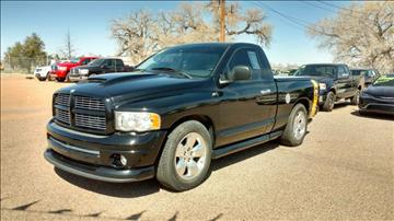 2005 Dodge Ram Pickup 1500 for sale at AUGE'S SALES AND SERVICE in Belen NM