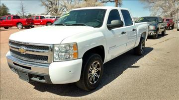 2011 Chevrolet Silverado 1500 for sale at AUGE'S SALES AND SERVICE in Belen NM