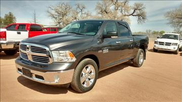 2015 RAM Ram Pickup 1500 for sale at AUGE'S SALES AND SERVICE in Belen NM