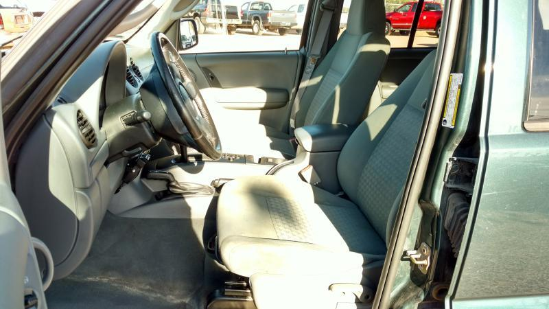 2005 Jeep Liberty for sale at AUGE'S SALES AND SERVICE in Belen NM
