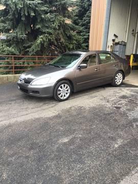 2007 Honda Accord for sale in Hudsonville, MI