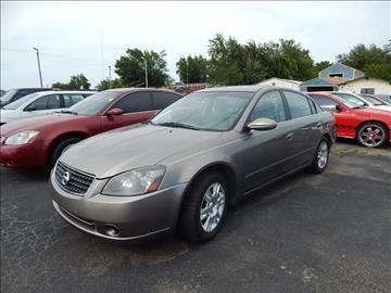 2005 Nissan Altima for sale in Oklahoma City, OK