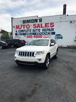 2011 Jeep Grand Cherokee for sale at Simon's Auto Sales in Detroit MI